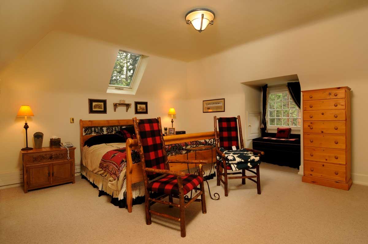 The Adam Bedroom