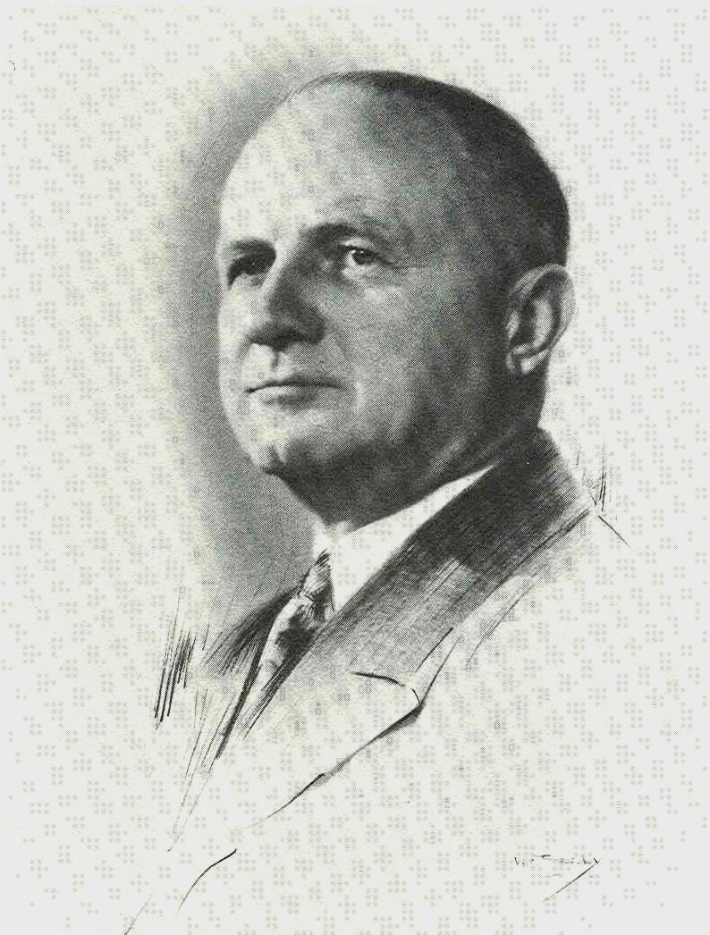 Elmer Wilfley. In 1939 Greystone was sold to Elmer and Peg Wilfley. Elmer had dual intentions for Greystone - A working cattle ranch and a relaxing family haven. Credit: Wilfley Family Collection