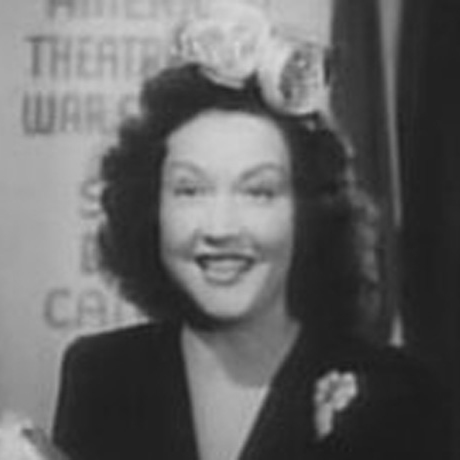 Ethel Merman, 1908-1984, American star of stage and musicals